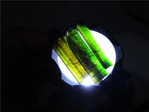 Autumn Water Raw Natural Green Tourmaline Schorl Crystal Gem Original Mineral Specimen Rough Stone