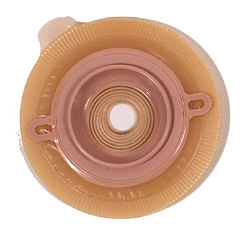 - Ostomy Barrier Assura Long Lasting Wear Double Layer Adhesive 2-3/8 Inch Flange Cut-To-Fit, 3/8-2-1/8 Inch Stoma
