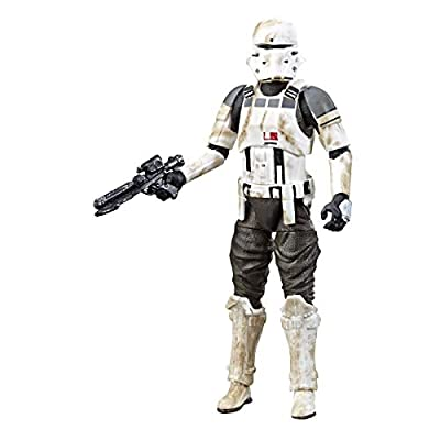 Star Wars The Vintage Collection Rogue One: A Story Imperial Assault Tank Commander 3.75