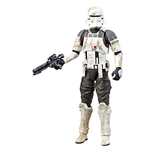 "Star Wars The Vintage Collection Rogue One: A Story Imperial Assault Tank Commander 3.75""-Scale Action Figure - Collectible"