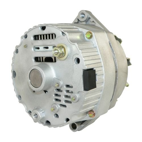 DB Electrical ADR0152-TP0001 New Alternator for Chevy, Tractor, Industrial,1 Wire Universal Self-Excited 10Si 10 Si