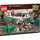Lego Adventurers T-Rex Transport 5975