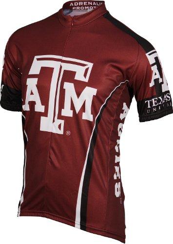 NCAA Texas A&M Cycling Jersey,Medium ()