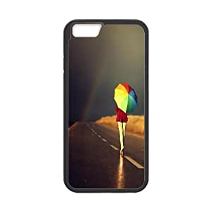 Wholesale Cheap Phone Case For Apple Iphone 6 Plus 5.5 inch screen Cases -Rainbow And Glaring Color-LingYan Store Case 1