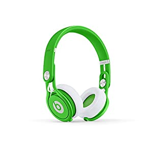 Beats Mixr Wired On-Ear Headphone - Neon Green (Discontinued by Manufacturer) (Certified Refurbished)
