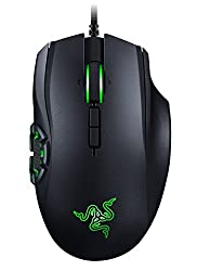 Razer Naga Hex V2 Ergonomic - Best for MOBA Games