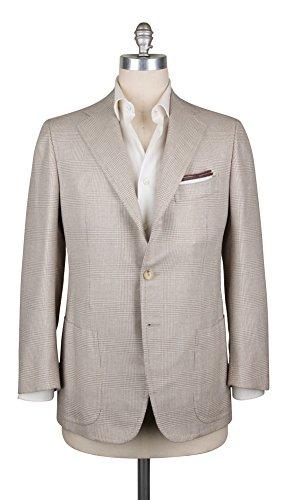 Cesare Attolini New Cream Sportcoat (Cream Blazer Silk)