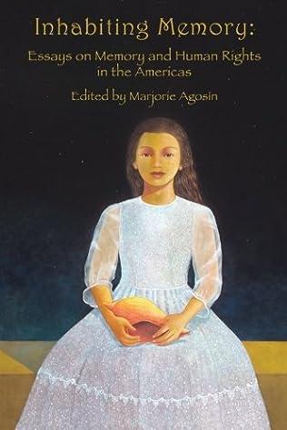 book cover of Inhabiting Memory