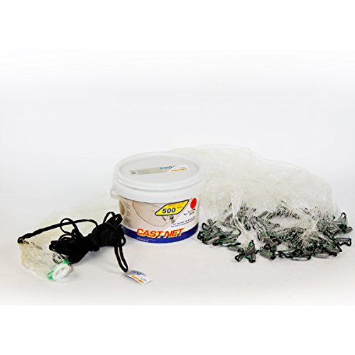 Ahi USA 500 Pro Series Cast Nets