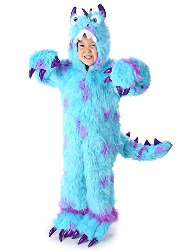 Boo Costume Toddler (Princess Paradise boys Baby Boys' Sullivan The Monster Costume Small (5 - 6))