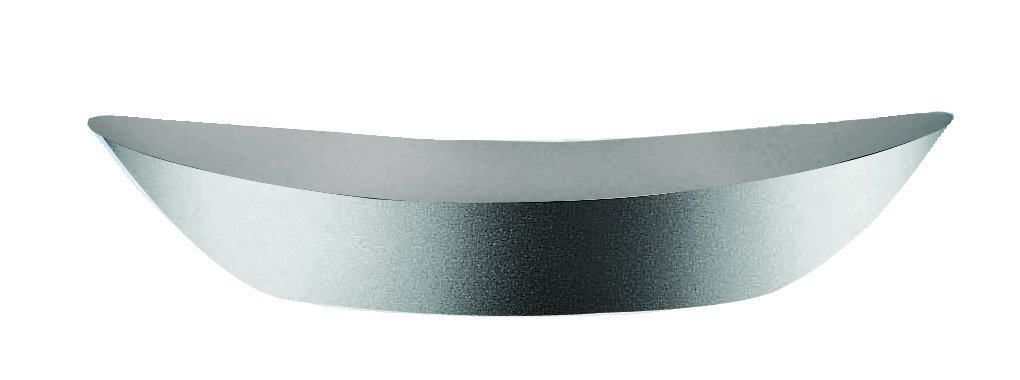 Mepra Due Ice Oval Bowl, 40 by 36cm