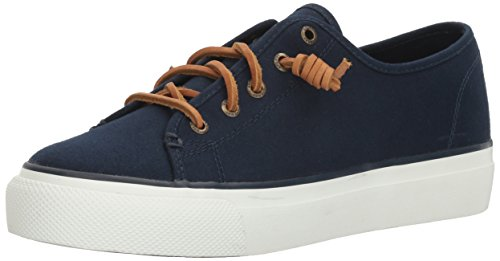 Sperry Top-Sider Women's Sky Sail Fashion Sneaker, Navy, 12 M US