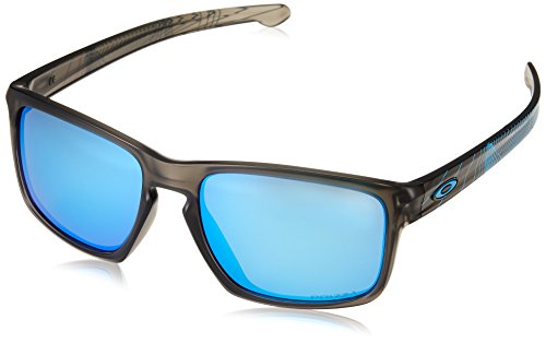 Oakley Men's Sliver (a) Iridium Rectangular Sunglasses, used for sale  Delivered anywhere in Canada