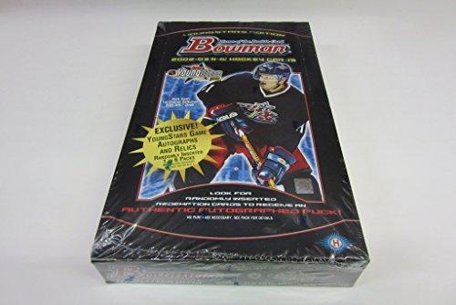 2002/03 Bowman Young Stars Hockey Box (Hobby) ()