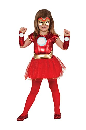 Rubie's Costume Marvel Lil Rescue Costume, Toddler