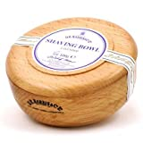 D R Harris Lavender Shaving Soap in Beech Wood Bowl 100g by D R Harris