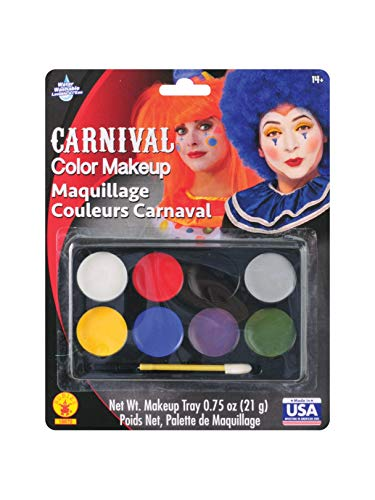 Rubie's Costume Co Carnival Color Makeup Costume -
