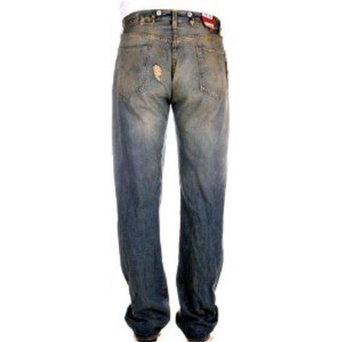 Levi's Vintage en jean pour homme Coupe loose 1933 501 Édition limitée Corde de remorquage jean LEVI4100 bord