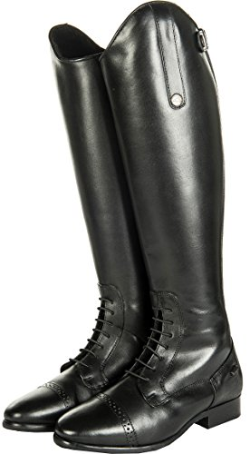 Stivali da equitazione–Valencia Teddy–, lunga lunghezza/larghezza stretta 39