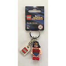 LEGO Super Heroes Wonder Woman 2016 Key Chain 853433 by LEGO