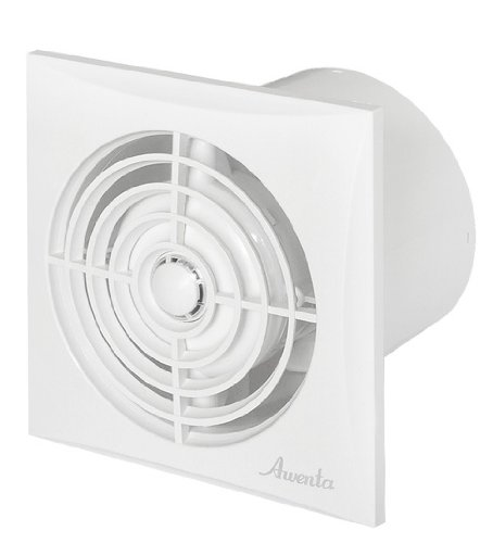 Powerful Bathroom Extractor Fan >> Very Quiet And Powerful Bathroom Extractor Fan 100mm 4