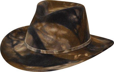 Amazon.com  Black Creek Hats BC-2033 100% Crushable Wool Hunting Western  Cowboy Hat (Small)  Clothing aacf681cfc71