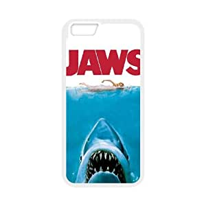 iPhone 6 4.7 Inch Cell Phone Case White Jaws IEW Barbie Phone Case