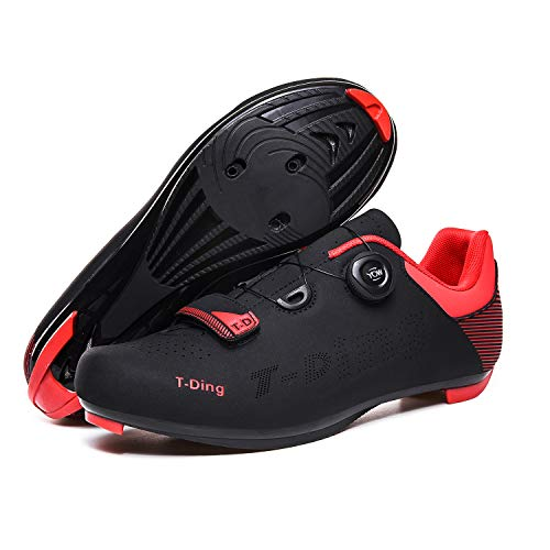 ZED- Cycling Shoes,Adults' Mountain Bike Shoes Carbon Fiber Cushioning Cycling Men's Cycling Shoes Breathable Athletic…