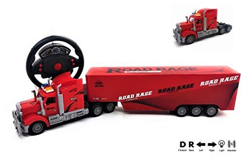 RC Semi Truck Trailer 23