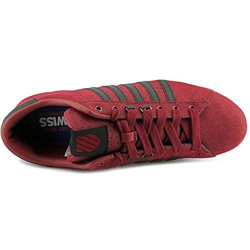 K-swiss Heren Hoke Cmf Sneaker Cordovan / Zwart / Wit