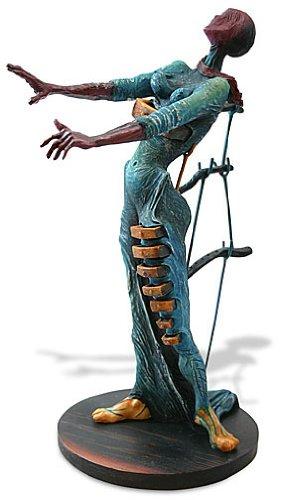 SALVADOR DALI Geopolitical Child Sculpture Statue Figurine Figure Surrealism Art