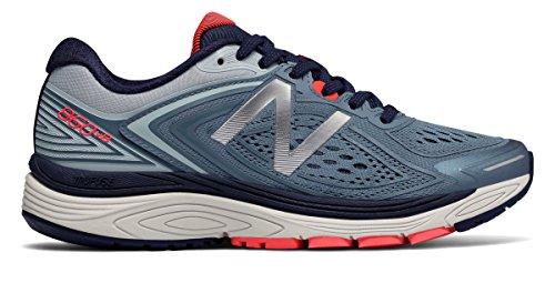 見積り広がり肉腫(ニューバランス) New Balance 靴?シューズ レディースランニング 860v8 Deep Porcelain Blue with Pigment ディープ ブルー ピグメント US 8 (25cm)