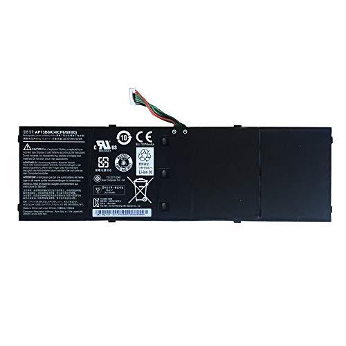 FLIW New AP13B8K Replacement Laptop Battery for Acer Aspire V5 M5-583P V5-572P V5-572G R7-571 (15.2V 53Wh 3510mAh)