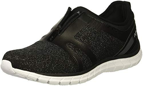 (Ryka Women's Primo Knit Walking Shoe, Black, 10 M US)