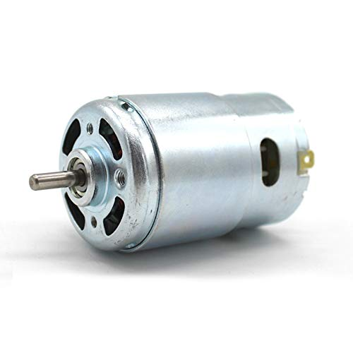Xia Fly Micro 895 Motor DC12-24V High Power Generator 10A 5000-10000rpm Double Ball Bearing 775 Upgrade DC Motor Large Torque