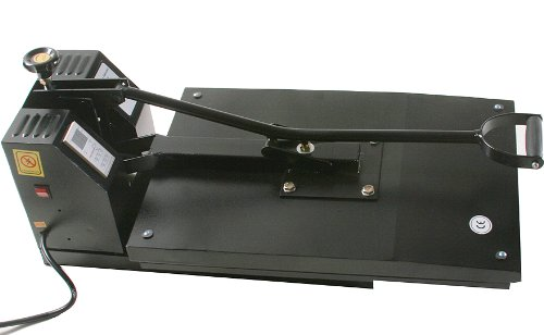 ePhoto 16'' x 24'' Digital Clamshell Heat Press Transfer T-Shirt Sublimation Press MACHINE