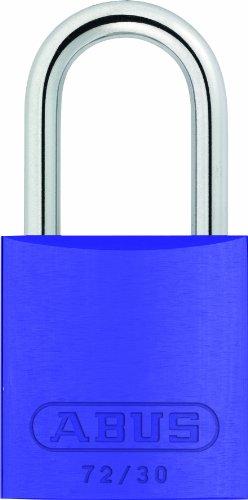 ABUS 72/30 KA Safety Lockout Aluminum Keyed Alike Padlock, Purple by ABUS (Image #5)