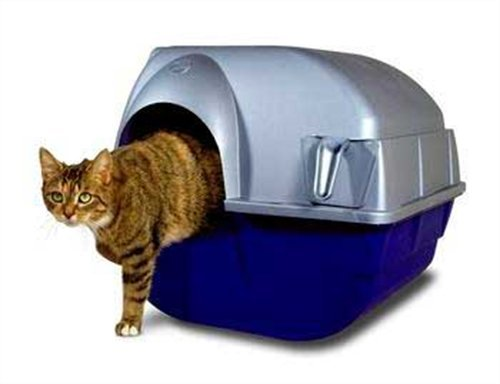 Omega Paw Self-Cleaning Litter Box, My Pet Supplies