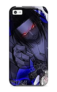 7554863K39387178 Durable Sasuke Back Case/cover For Iphone 5c