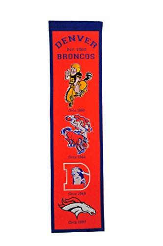 Winning Streak NFL Denver Broncos Fan Favorite Banner ()
