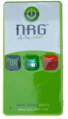 Energy Saving Device, NRG Light Power Saver, EMF Reducer, FREE Shipping (Ahorrador de Electricidad)