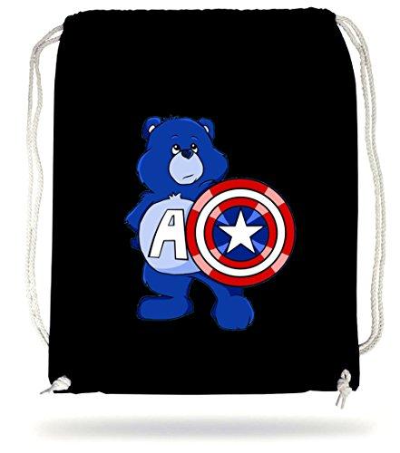 Captain Bear Gym Black Certified Freak cajQMKVmJ