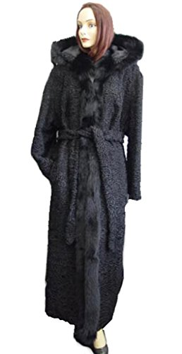 Persian Lamb Fur Coat Jacket - 8