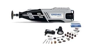 Dremel 8200-2/28 12-Volt Max Cordless Rotary Tool