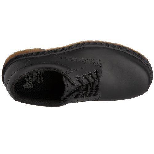 Dr. Martens Unisex 2215Z Safety Shoe Black oEmZAn