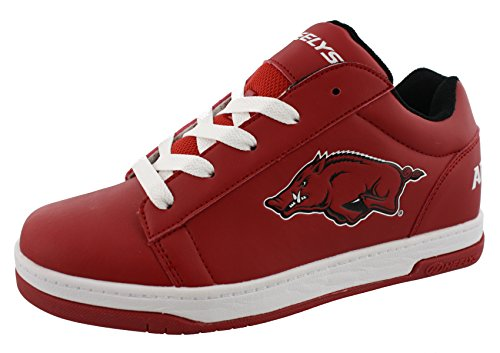 Heelys 770471 Straightup2.0 AR Skate Shoe, Red/White, 13 ...