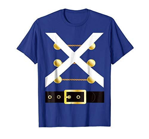 Nutcracker Costume Uniform t-shirt Matching Toy