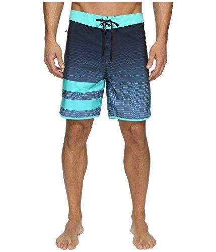 - Hurley Men's Phantom Block Party Speed Blue Moon Swimsuit Bottoms