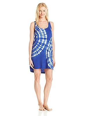 Mae Women's Sleepwear Racerback Jersey Nightgown