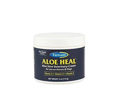 Farnam Medicated Veterinary Cream with Aloe Vera